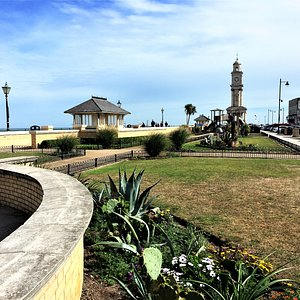1.  Tower Gardens, Promenade and Play Area, Herne Bay, Kent