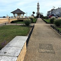 3.  Tower Gardens, Promenade and Play Area, Herne Bay, Kent