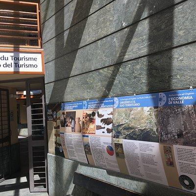 Ufficio del turismo e info varie sul territorio