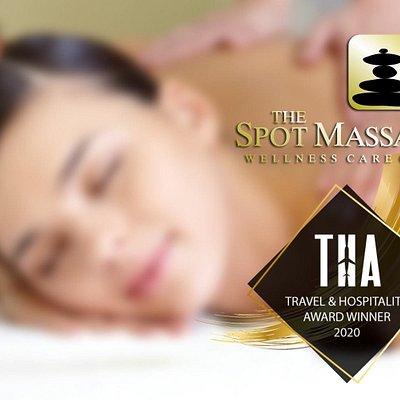 """Μια αναπάντεχη και υπέροχη βράβευση για το χώρο και τις υπηρεσίες μας!!! Το """"The Spot Massage"""" βραβεύτηκε ως Pamper Spa στον διαγωνισμό SPA & WELLNESS AWARDS 2020 του έγκυρου (THA) TRAVEL & HOSPITALITY AWARDS. Η Χαρά μας είναι μεγάλη, καθώς μόνο 6 βραβεύσεις δόθηκαν σε ελληνικές επιχειρήσεις!!! Σε μια δύσκολη περίοδο για όλους τους επαγγελματίες του χώρου έρχεται μια αναγνώριση να μας ξεσηκώσει και να πιστοποιήσει με τον καλύτερο τρόπο τις υπηρεσίες και το προσωπικό μας. Ευχαριστούμε πολύ!!!"""