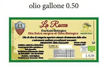 Frantoio Biologico La Rocca