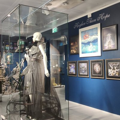 A Nightwish exhibition is a great way to get to know band's history and Story as The band is a local success Story.