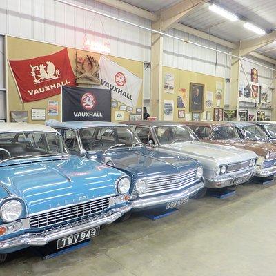 My favorite Vauxhalls