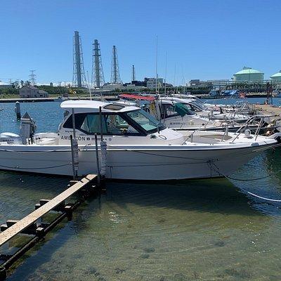 New boat 2020