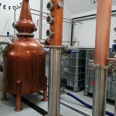 Ninefolds Distillery