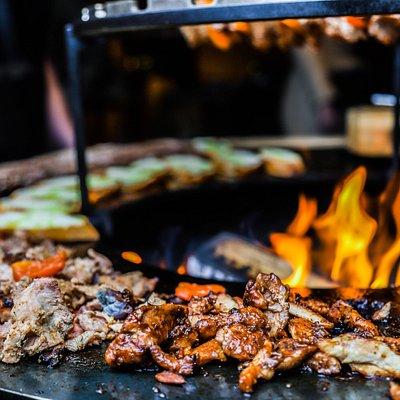 Gaaf! De OFYR gebruikte we tijdens ons gratis BBQ Event The  Amazing Fire Fighters.