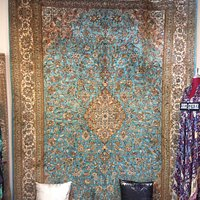 Handmade silk carpets & lot more