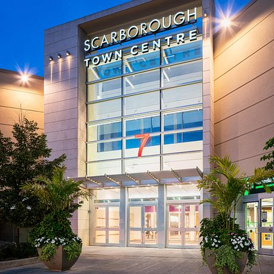 Entrance #7 at Scarborough Town Centre