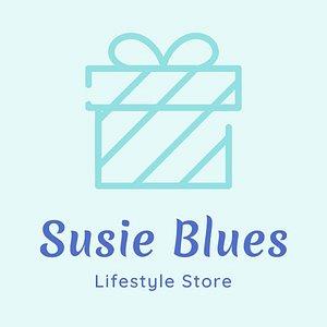 Susie Blues Lifestyle Logo