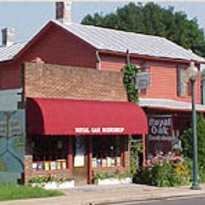 Royal Oak Bookshop