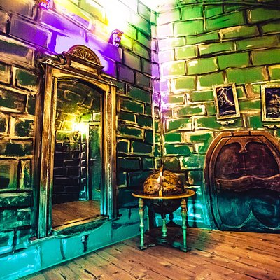 Take the challenge and steal the essence of life ... The Wizard at EscapeGame