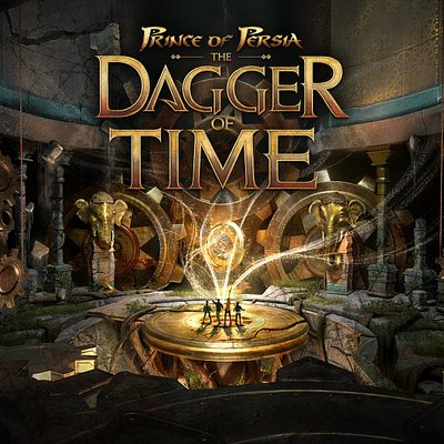 Ubisoft Escape Games: Prince of Persia, Dagger of Time