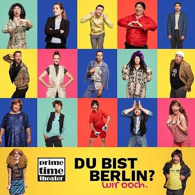 Du bist Berlin? Wir ooch.