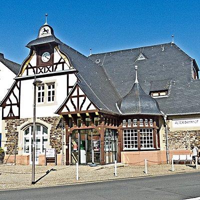 Alter Bahnhof, Traben - Trarbach