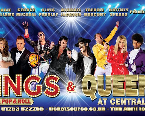 Kings & Queens of Rock Pop & Roll 2020