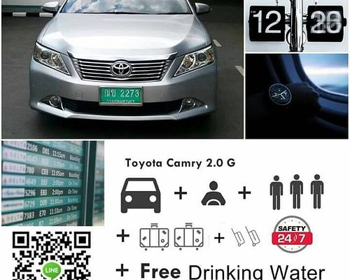 Airport Limousine Service: Prices start from 699 THB Check the price list here https://goo.gl/9W6L7K Private Transfer: Bangkok from / to Airport  Please contact us at  Tel: +6681-815-7533 Line@ https://goo.gl/ZmtkRE Line ID: @kfs9621u WhatsApp / WeChat +66 81 815 7533 Email: datumlimo@gmail.com
