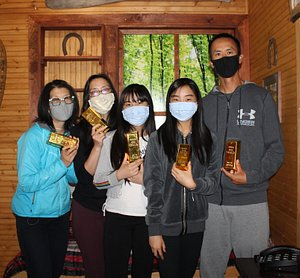 The Cryptic Cabin Successful Escape