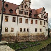 Schloss Glauchau zámok