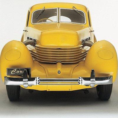 Cord 812 Westchester Sedan, 1937