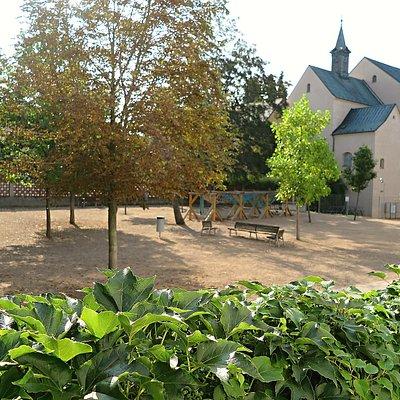 Klášterní zahrady