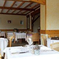 Photo de la salle du restaurant