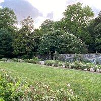 Marian Coffin Gardens green space