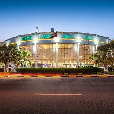 Dalma Mall Facade