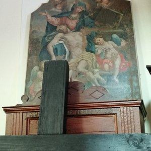 Dipinto del XVIII secolo