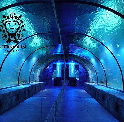 Aquarium tunnel