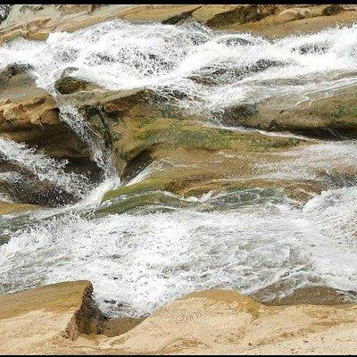 Sandoa Waterfalls