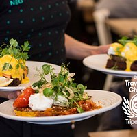 woohoo! Neo Cafe is a Trip Advisor Travellers' Choice Award Best of the Best Winner for 2020!