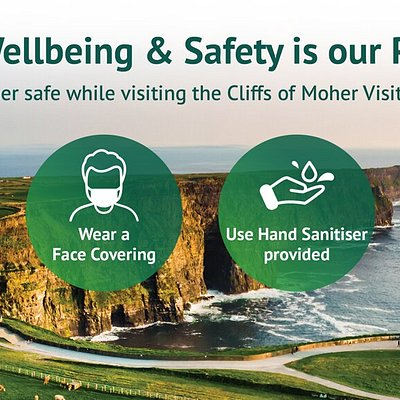 We look forward to welcoming visitors  to a safe and welcoming site where all staff have received intensive COVID-19 training and have been awarded the Failte Ireland Covid-19 safety Charter.