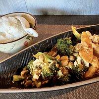 Chicken gongbao