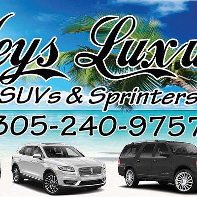 New Luxury SUVs & Sprinters
