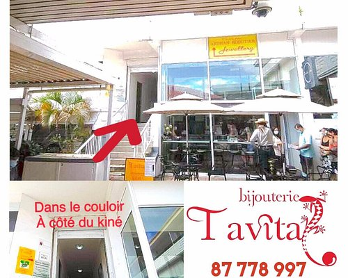 Jewellery TAVITA You are welcome to visit our shop  (upstairs, at the end of the corridor)