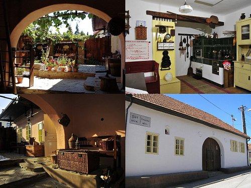 Bencovje grunt - Múzeum remesiel Bojnice