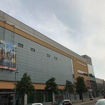 Forum 1 Hirschlachufer Einkaufszentrum