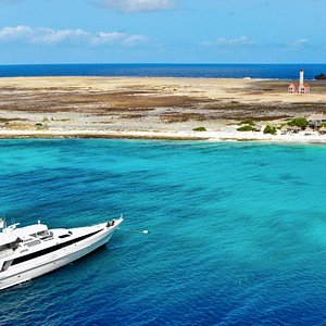 Serendipity arriving in paradise Klein Curacao