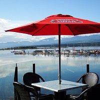 Blackfin Pub, Comox BC