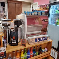 The Real Scoop Ice Cream & Espresso Shop Wolfville NS