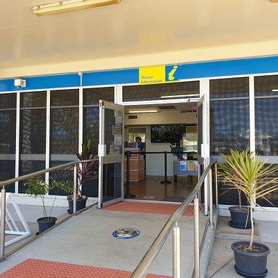 Capricorn Spire Visitor Information Centre, Rockhampton