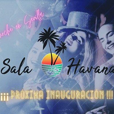 Sala Havana, máxima diversión en la noche de Sevilla