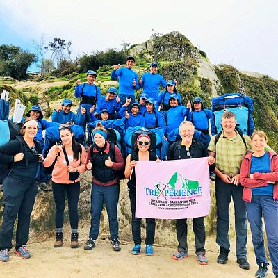 IncaTrail Hikers