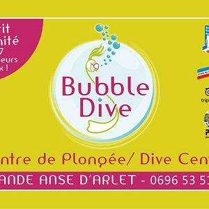 Bubble dive, la plongée en tout petit comité