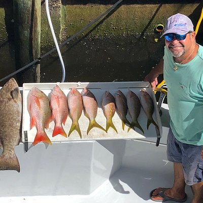 Bottom Fishing Fort Lauderdale Snappers and Groupers