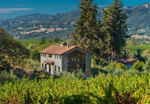 Historic 1880s vineyard estate lovingly restored over the past three decades. We are open for private visits.