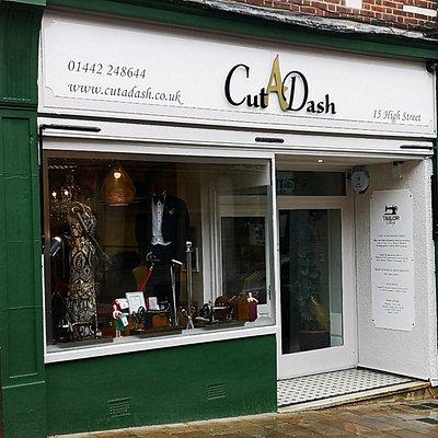 Our new shop at no 15 High Street, Old Town, Hemel Hempstead