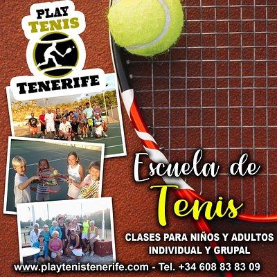 Escuela de Tenis / Tennis School