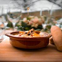 Estofado de venado en nuestro restaurante Las Julietas - Cocina Expuesta