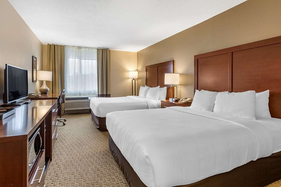 Comfort Inn Suites Los Alamos 84 1 0 0 Prices Hotel Reviews Nm Tripadvisor
